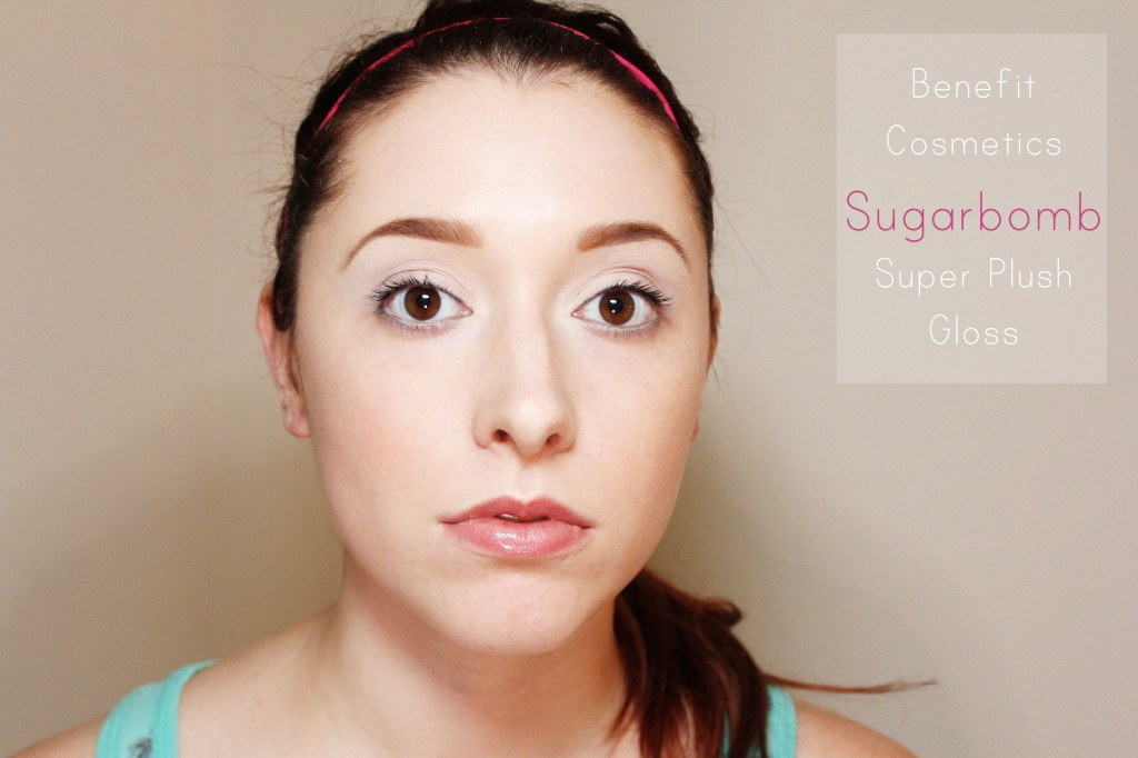 Benefit Cosmetics Sugarbomb Ultra Plush Gloss