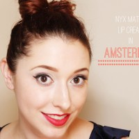 Nyc Cosmetics Matte Lip Cream in Amsterdam