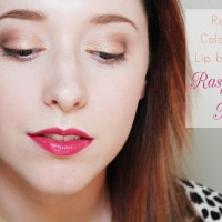 Revlon Colorburst lip butter in Raspberry Pie