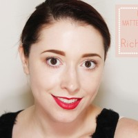 Elf Matte Lip Crayon in Rich Red