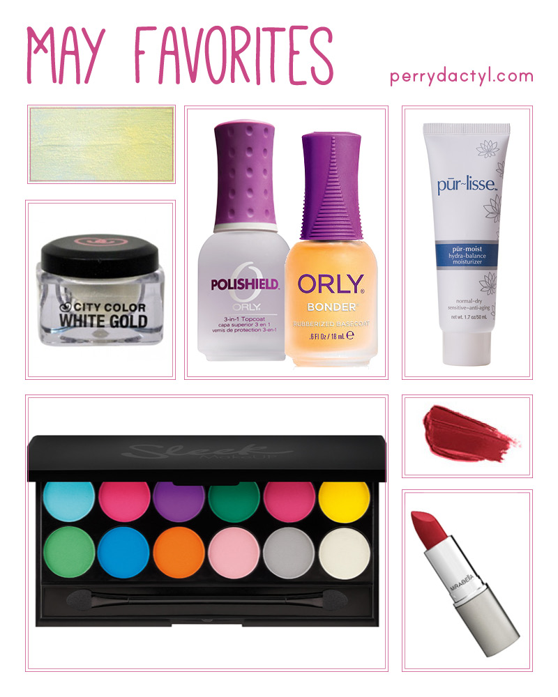 May Favorites