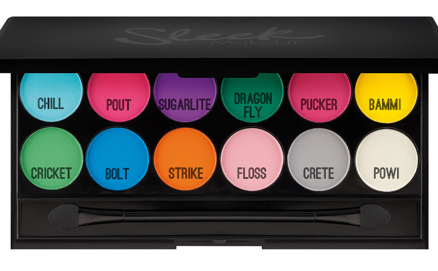 Sleek Ultra Matte V1 Palette is amazing. Pigmented easy to blend shadows for $10.